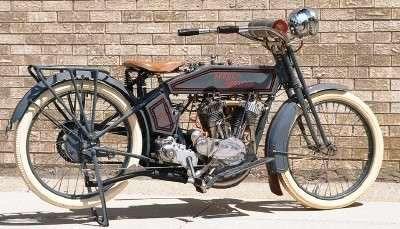 Харли-Девидсон, что правда, что миф. 1915 Harley-Davidson-11f-1