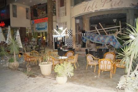 Хургада помойка рядом с рестораном Египет и Инопланетяне или как мы отдыхали в Sun wing Water World Makadi
