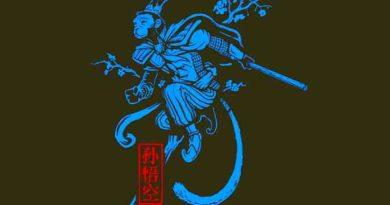 """Царь обезьян. Приложения, Сравнения, Источники. Отражение аллегорического образа Сунь Укуна в китайской поэзии XXI века (на примере стихотворений китайских современных поэтов: Ляо Вэйцзюна и Лю Вайтуна)"""""""