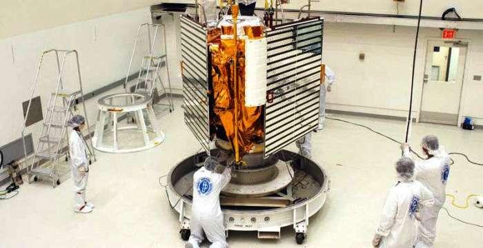 Человечеству пришел MESSENGER с Меркурия, об окончании миссии.