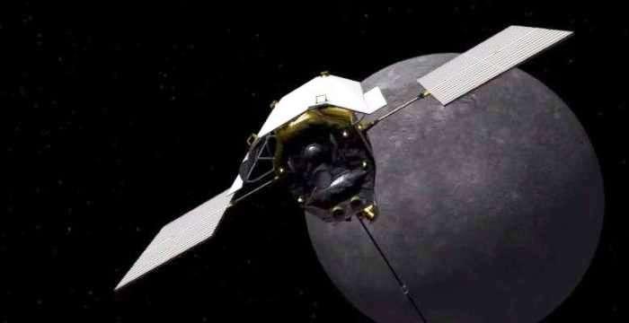 Человечеству пришел MESSENGER с Меркурия, об окончании миссии