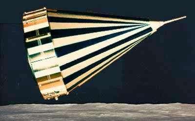 Четыре Пионера и Две Луны. Автоматическая межпланетная станция Пионер 4