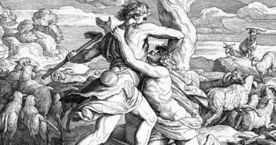 Что такое зависть? Библейский сюжет: Каин убивает брата Авеля из зависти