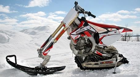 EXPLORER AD Boivin на Honda CRF. Пользуйтесь EXPLORERMOTO, получайте больше удовольствия от своего мотоцикла.