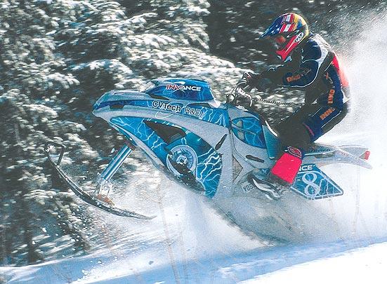 Snow Hawk абсолютно уникальная зимняя спортивная затея