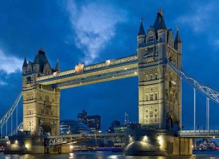 Доклад по английскому языку 6 класс Тауэрский Мост Tower Bridge Bridge History-Мост истории
