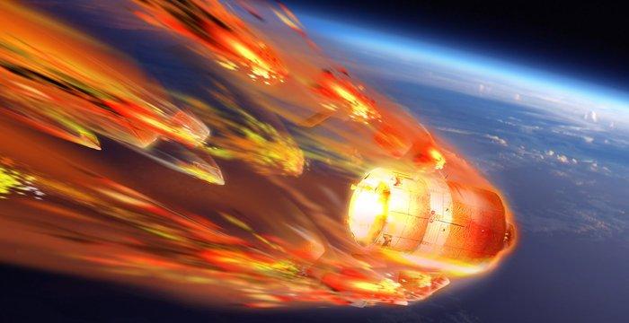 ESA завершило свою программу по доставке грузов к МКС