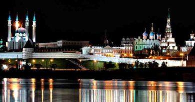 My holidays. Город Казань