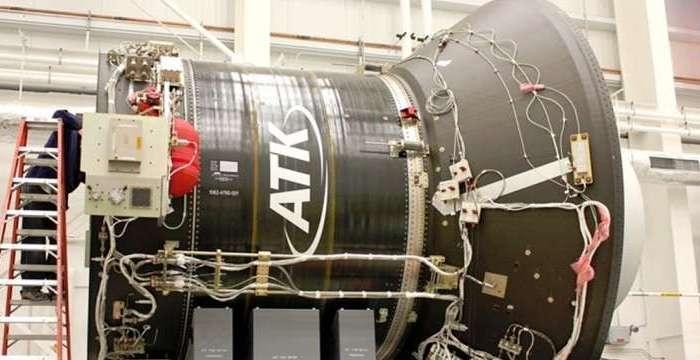 Orbital ATK сделает три новых спутника