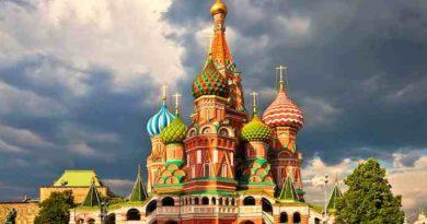 St. Basil's Cathedral Доклад по Английскому «Собор Василия Блаженного»