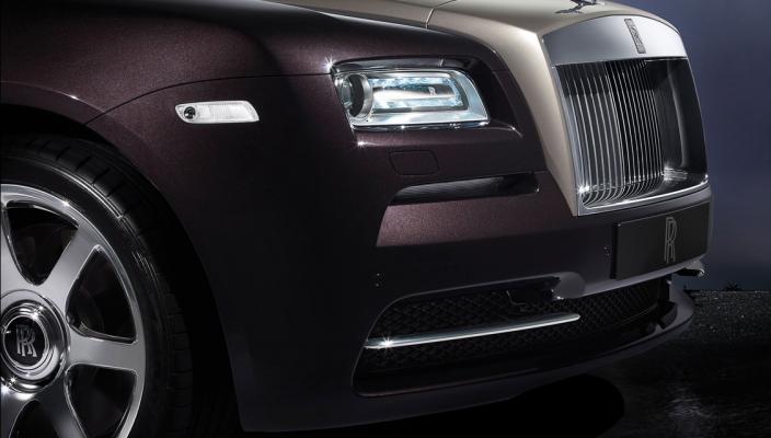 Его Величество - Rolls Royce